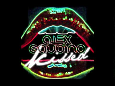 Alex Gaudino – Kissed (Cover Art)
