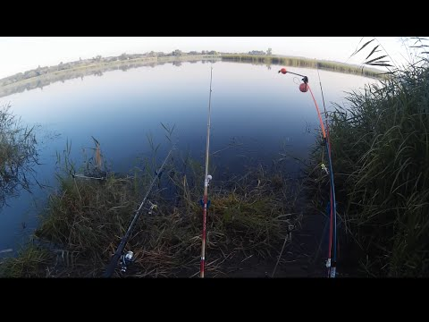 Поход на рыбалочку с ночёвкой.