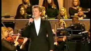 Watch Aled Jones Make Me A Channel Of Your Peace video