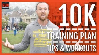 10K Training Plan Favorite Tips and Workout