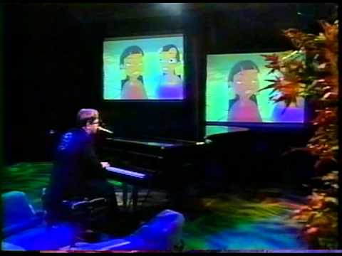 Elton John - Someday Out Of The Blue