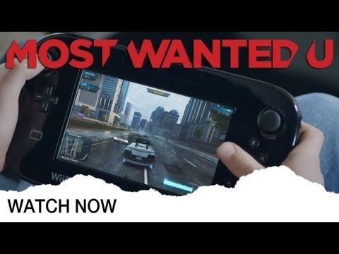 Need for Speed Most Wanted | Wii U Trailer