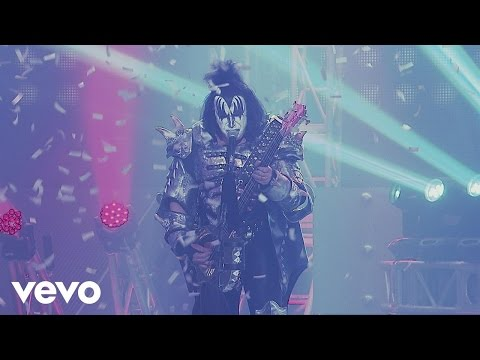 Kiss Rock And Roll All Nite rock music videos 2016