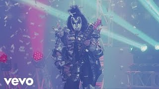 Kiss - Rock And Roll All Nite - Rocks Vegas