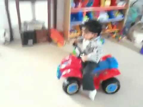 Mummy BHAI ki motor chali pom pom pom