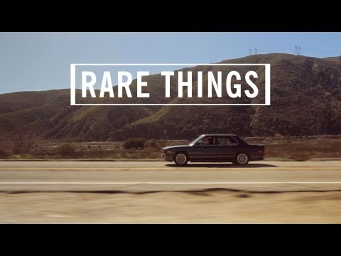 BMW M535i - Rare Things