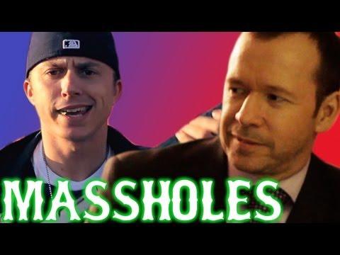 Massholes Episode 16: Boston's Finest Finest feat. Donnie Wahlberg
