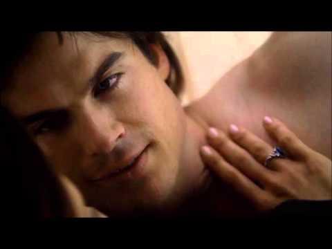 Primeira vez de Damon e Elena / THE VAMPIRE DIARIES