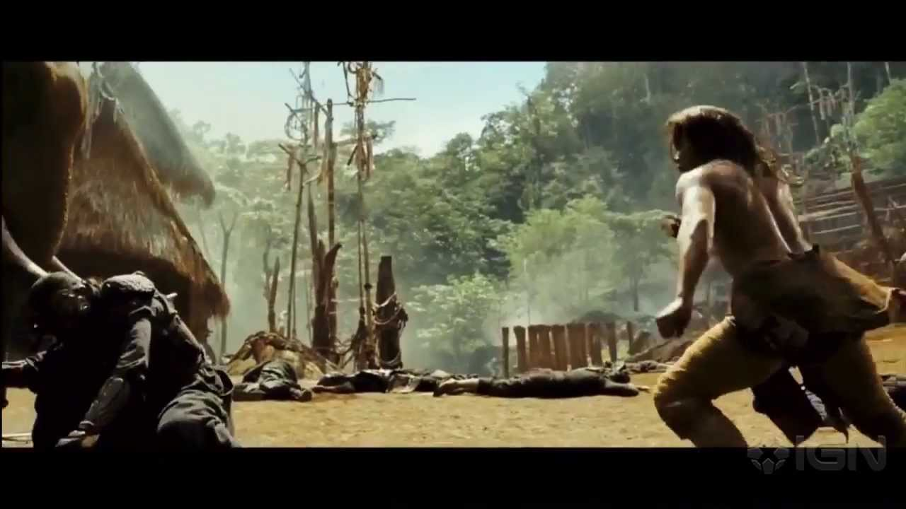 Ong Bak 2: Tony Jaa and the Elephant - YouTube
