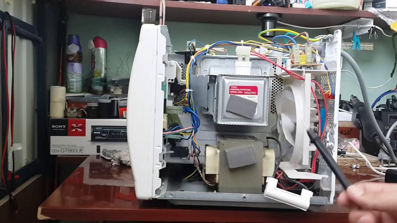 Микроволновая печь мулинекс ремонт своими руками 100