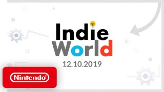 Nintendo Switch - Indie World Showcase - 12.10.19
