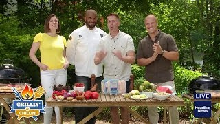 HLN Grillin' and Chillin' Challenge