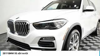 2019 BMW X5 Schererville, Chicago, Gary, Lansing 19192