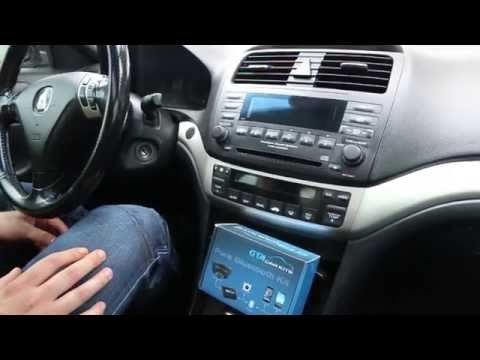 Bluetooth Kit for Acura TSX 2004-2008 by GTA Car Kits