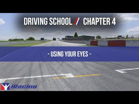iRacing.com Driving School Chapter 4: Using Your Eyes