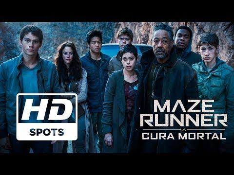 Maze Runner: A Cura Mortal | Spot Oficial 1 |  HD