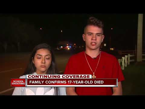 Family confirms 17-year-old died in south Florida school shooting MP3
