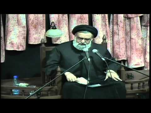 10 ''The Philosophy Of Azadari''Sayid MUHAMMED RIZVI 10th  MUHARRAM 1437 A.H.