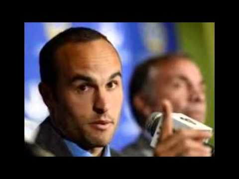 Landon Donovan to retire at end of 2014 MLS season