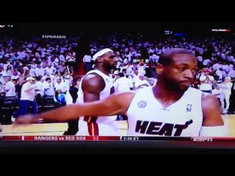 Pepe Billete ESPN Highlight - Miami Heat Eastern Conference Champions