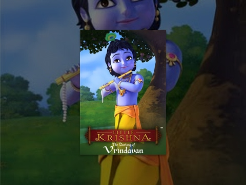 LITTLE KRISHNA ENGLISH TELE FILM PART 1 THE DARLING OF VRINDAVAN...
