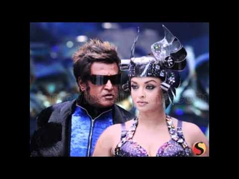 Endhiran-puthiya Manidha Song Hd video