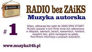 Muzyka bez ZAiKS. Autorska, bez opłat. Za darmo. Darmowe odtwarzanie. Radio