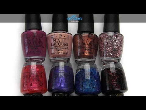 OPI Mariah Carey Collection: Live Swatches & Review
