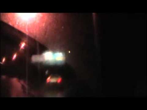 Гаишники сняли погоню за пьяным угонщиком авто