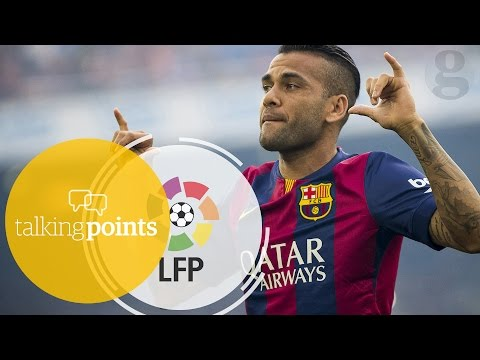 Is Dani Alves a Barcelona legend? | La Liga | Talking Points
