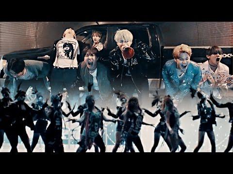 BTS & 2NE1 - RUN X UGLY (MASHUP)