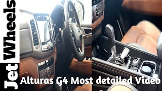 2019 Mahindra Alturas G4 Automatic 2200cc Most detailed Review