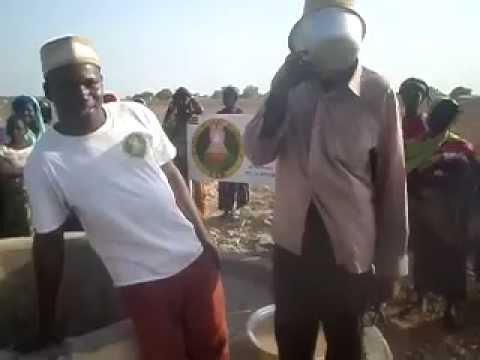 GÖNÜL ELLERi DERNEGi - TOGO : water well project for people who haven't