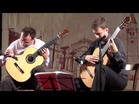 Goran Krivokapić i Danijel Cerović u Umagu - Sonata Fantazija za 2 gitare