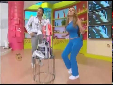 Ingrid Coronado en pants! creo que ha sido lo mejor