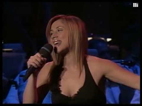 (live) Lara Fabian - Evergreen (barbra Streisand) (live At Boston Pop) video