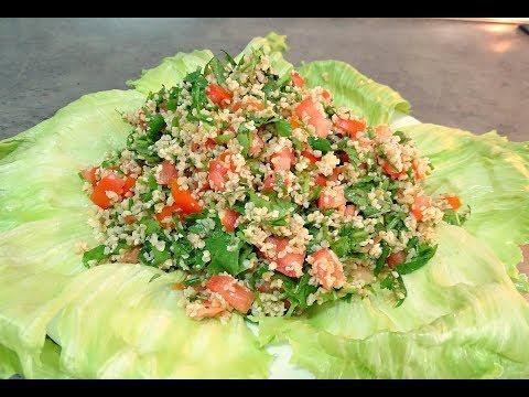 """ТАБУЛЕ"" Очень вкусный салат рецепт от Inga Avak"
