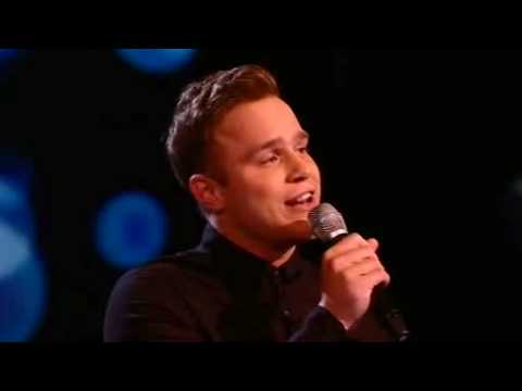 Olly Murs Sings for Survival - Live Show 7 - The X Factor 2009