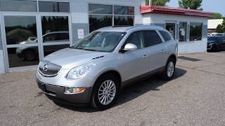 2011 Buick Enclave CXL-1 - Used SUV For Sale - Somerset, Wisconsin
