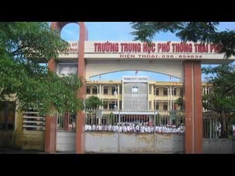 Truong THPT Thai Phuc - Thai Thuy  - Thai Binh