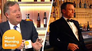 Should James Bond be Teetotal? | Good Morning Britain