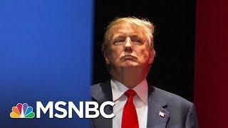 President Donald Trump's Approval Rating Similar To Campaign Trump | Hardball | MSNBC