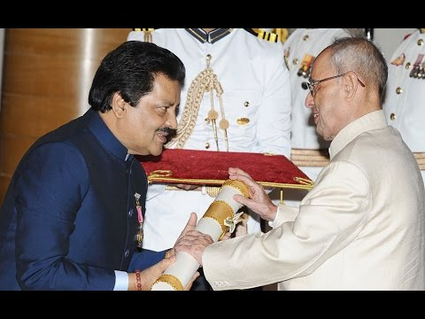 Singer Udit Naray Honoured With Padma Award