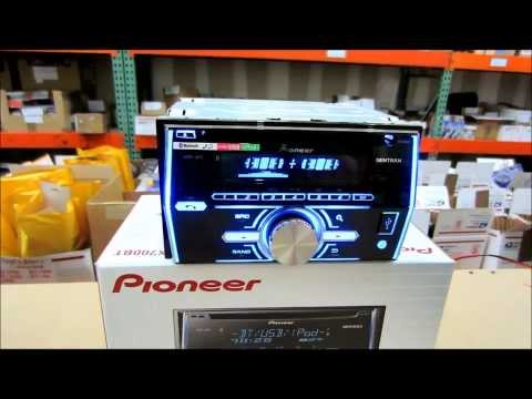 Pioneer FH-X700BT Review. You have to see this one