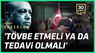 Silahlanma çağrısı…Halime Gülsu cinayeti…Erdoğan'a tepki…İş cinayetlerinde artış…Enflasyon artıyor…