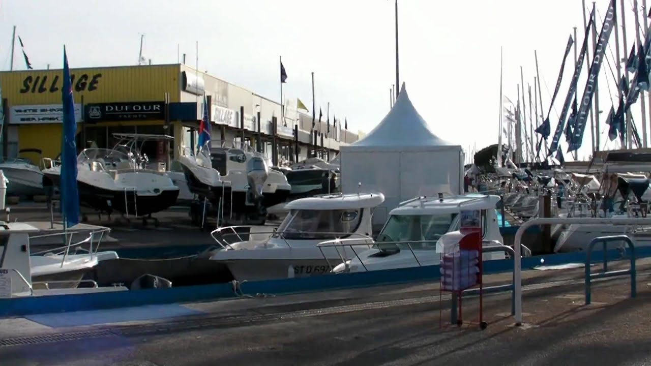 salon nautique port camargue grau du roi 2010 youtube