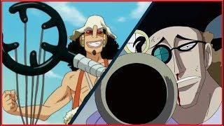 """Adu Sniper! Usopp VS Van Auger, Siapa yang """"TERKUAT""""? (One Piece)"""