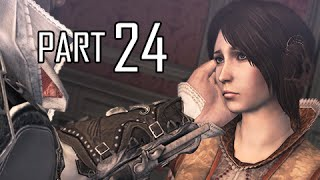 Assassin's Creed Brotherhood Walkthrough Part 24 -  Best Man (ACB Let's Play Commentary)