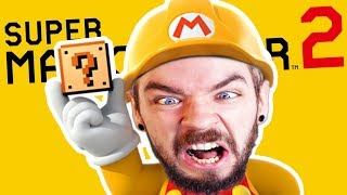 ROSS'S NEW INSANE LEVEL | Super Mario Maker 2 #2