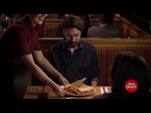 Swiss Chalet - Hand Breaded Chicken